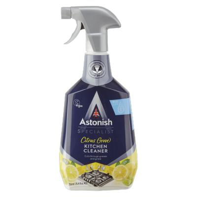 Astonish Specialist Kitchen Cleaner Citrus Grove 750ml